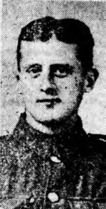 Sergeant W Charles Williams, 2/6th Battalion, Royal Welsh Fusiliers